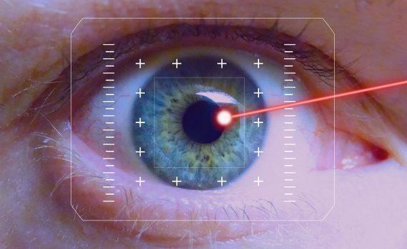 traitement laser oeil