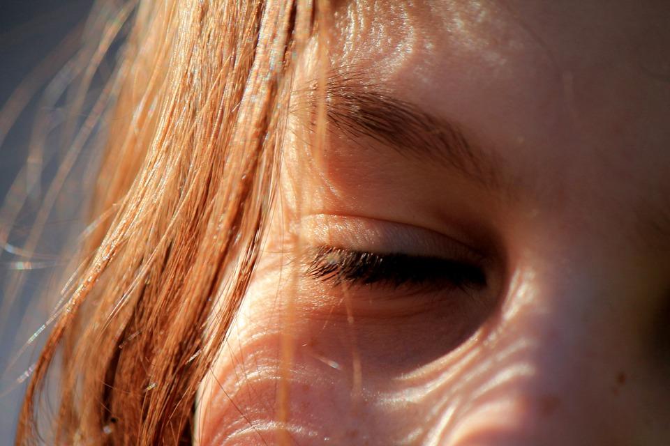yeux soleil