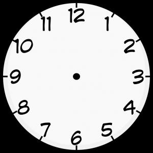 horloge astigmatisme