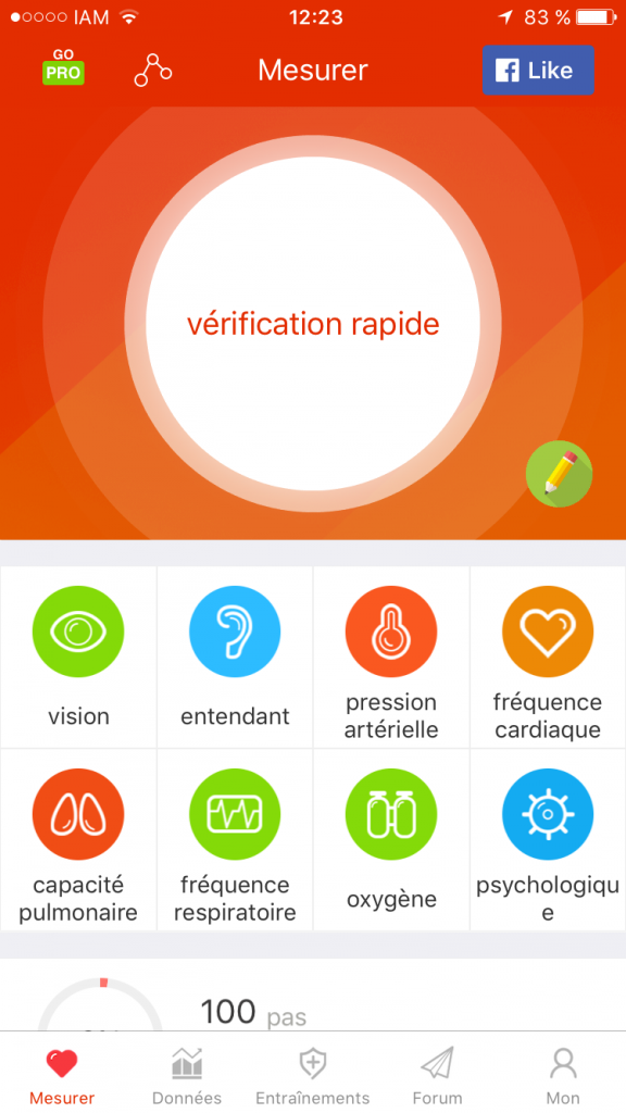 App test vue