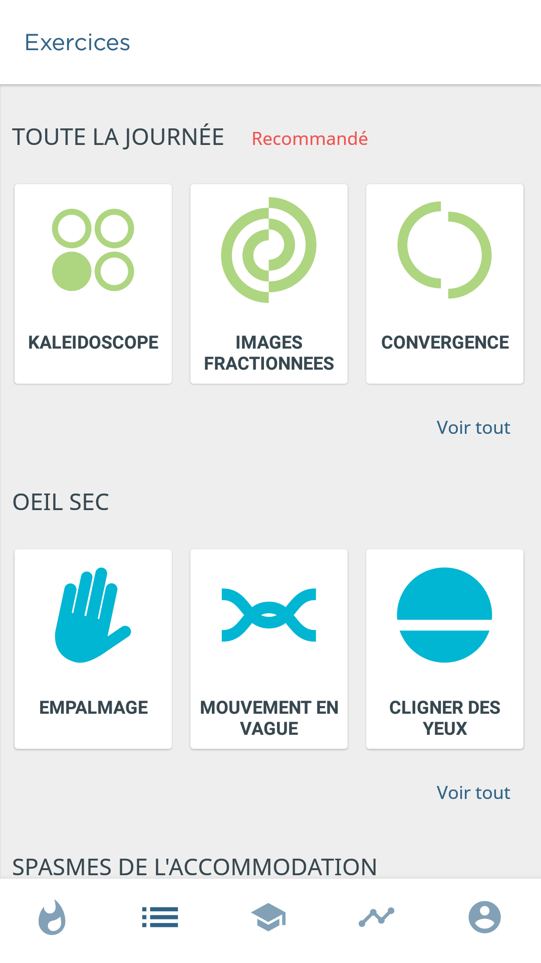 EyeCarePlus - Exercices 1
